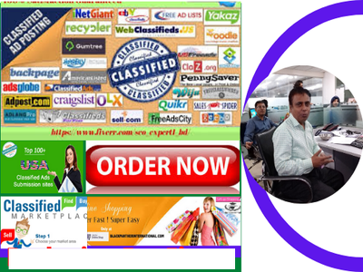Be Post Your Ads on 50 High Ranked USA Classified Sites