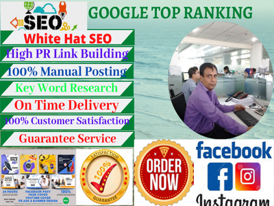 Doing Google Top Ranking with white Hat SEO for one key word