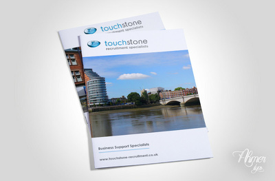 Design Double Side Brochure, flyer, leaflet, unlimited revisions