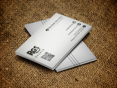 Design eye catching Business card and Business Id card design