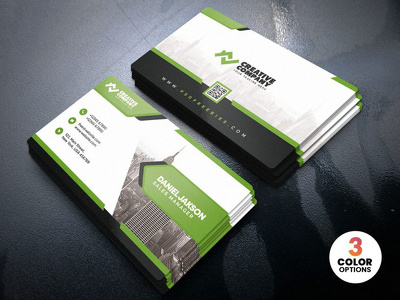 3 bespoke and unique business card design