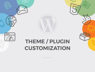 Wordpress Installation | Wordpress Theme | Plugin Customization