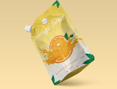 Design label or package design