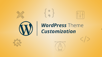Provide 1 hour of customization to your Wordpress website