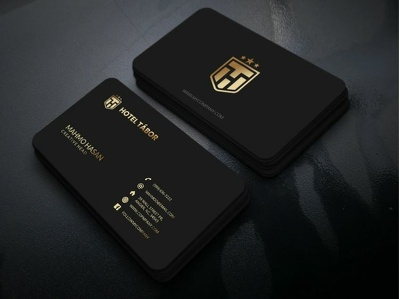 Design your business card in 15 hours