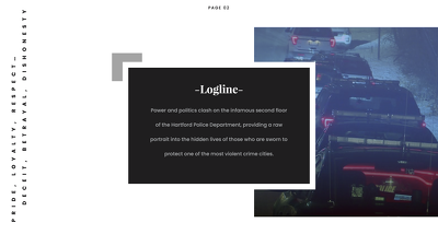 Design a 20-slide Presentation Deck