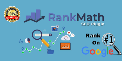 Optimize WordPress On-Page SEO by Rank Math with schema markup