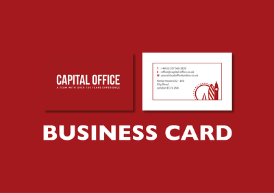design your bespoke Business Card