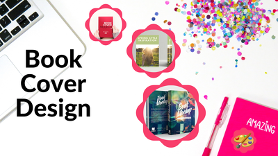 Design amazon KDP book covers for you