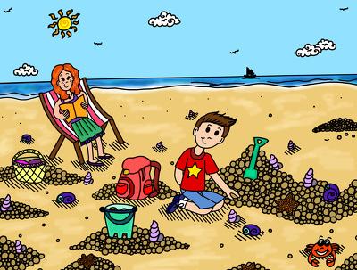 create your dream children's book illustration