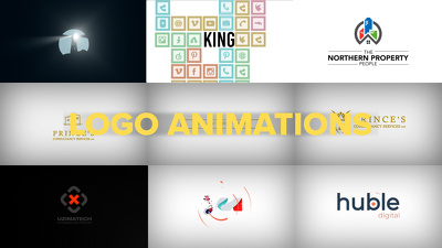 Create a custom logo animation for your business