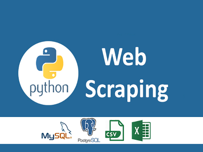 Do Web Scraping/Data Extraction
