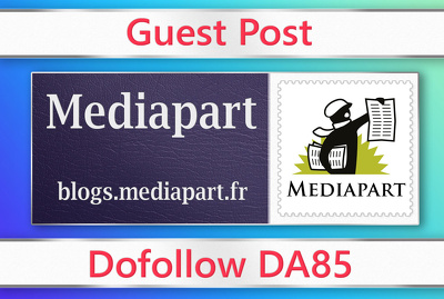 Guest post on Mediapart - blogs.mediapart.fr - DA85