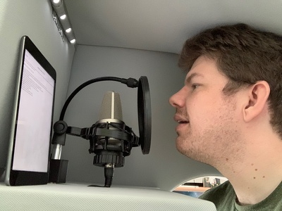 Record a North American commercial voiceover for 150 words