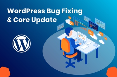 Fix Wordpress Bugs/Errors/Issues (URGENTLY)