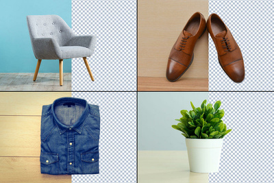 REMOVE BACKGROUND FROM  UP TO 40  IMAGES (UNLIMITED REVISIONS