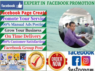 Be Your Facebook Marketer for 2 Hours.