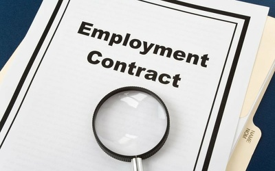 Prepare an employment contract