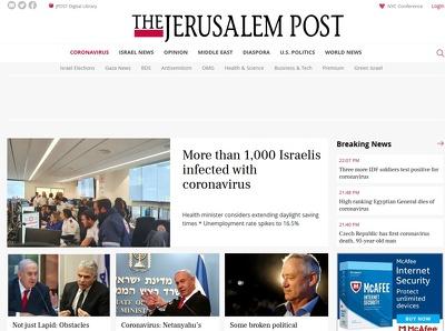 Guest Post on Jpost.com - The Jerusalem Post