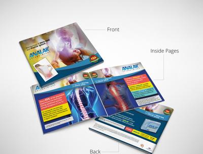 Design flyer, trifold or bifold flyer or Brochure Design