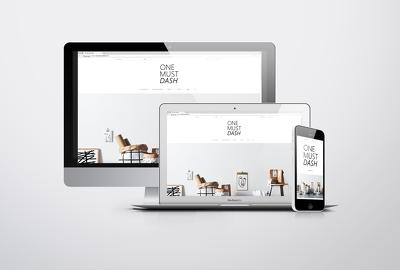 Create a website, online store, E-Commerce