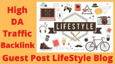 Guest Post On High DA Lifestyle Blog Lifeandexperiences