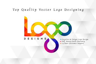 Design 4 Modern Business Logo + Complete Source Files in 24 hrs