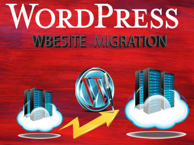 WordPress migration backup, migrate,website to a new host