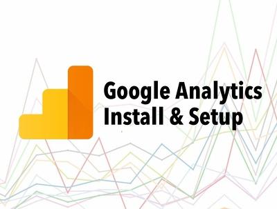 Install & Setup Google Analytics