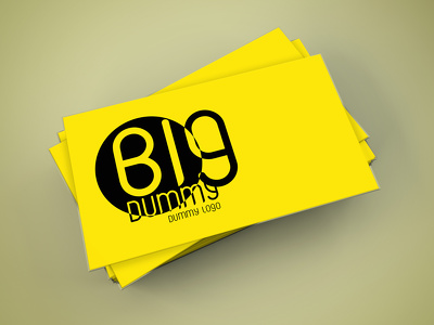 Design a couple of business card and letterhead