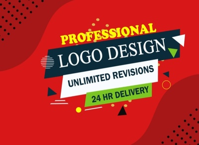 Design a bespoke logo+unlimited revisions+certain concepts
