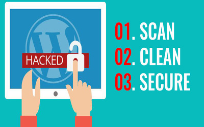 Clean your WordPress website from malware
