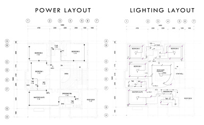 Draw and Design Electrical & Mechanical layouts and drawings