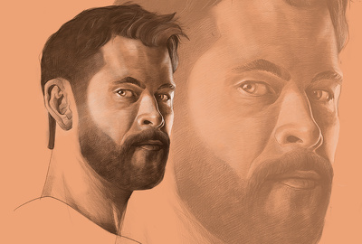 Draw pencil sketch portraits and illustrations
