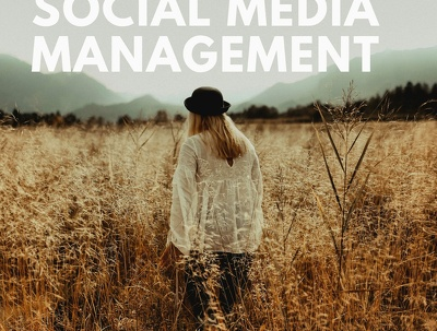 Manage your social media (facebook & instagram) for 5 days