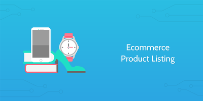Do product listing in Woo-commerce shopify and other platform.
