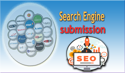 Manually submit your url to top  search engines