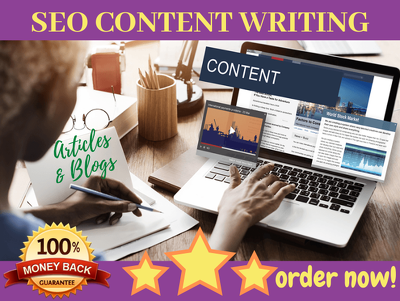 Write SEO optimized article or blog content of 500 words