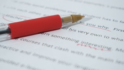 Proof read and edit a piece of work up to 1000 words