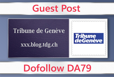 Guest post on Tribune de Genève - blog.tdg.ch - DA79