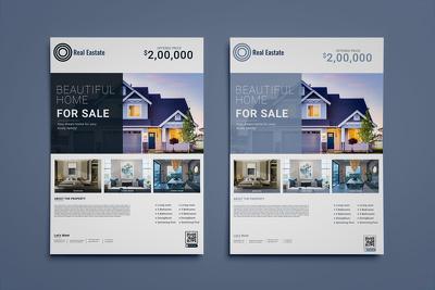 Design double sided flyer/leaflet or poster