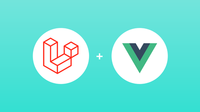 Develop Laravel Vue.js Web App