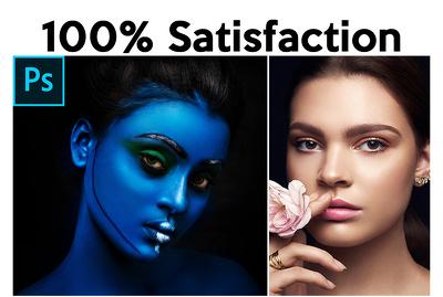 Do photo editing, retouching & photo restoration