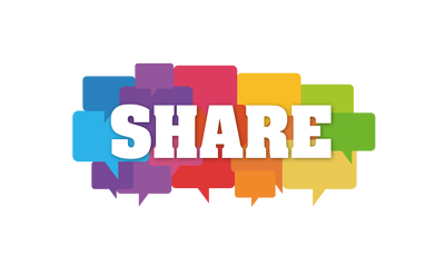 Permanent 400+ social Media Shares to your Website/Blog/Video