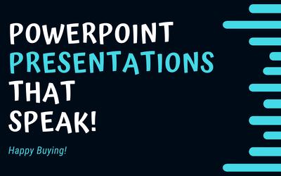 Design a great powerpoint presentation