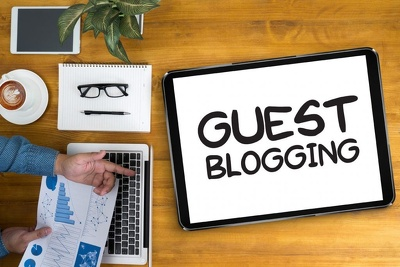 Publish 15 guest post on DA 30 to 80 plus site