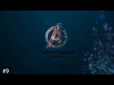 Create this Stunning Logo Intro Video