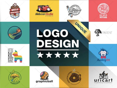 Design a professional and attractive logo for your brand