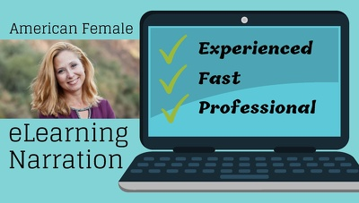 Narrate your eLearning Module