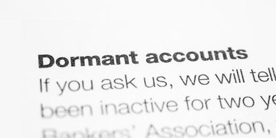 Prepare & submit dormant accounts